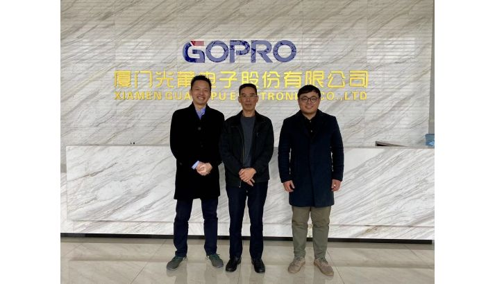Altix has received an order from a new customer GoPro – China