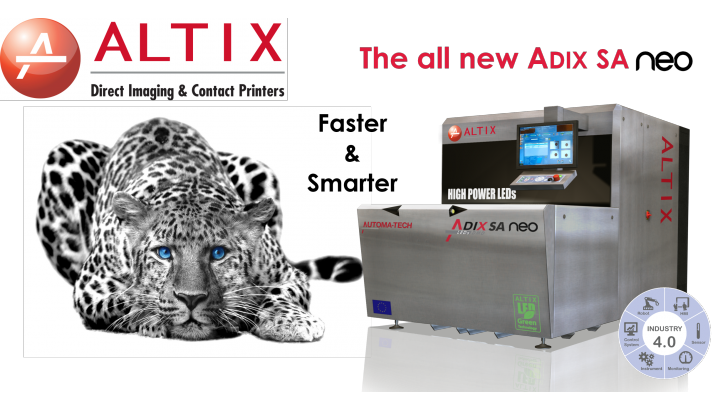 ALTIX Introduces New 'ADIX SA neo' Direct Imager
