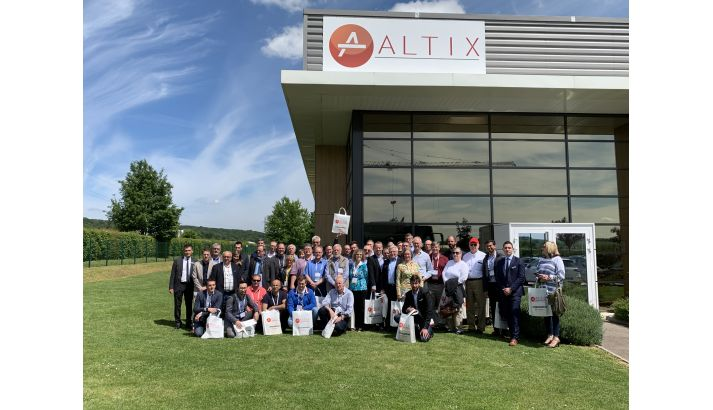 PCMI Spring Conference in France : A real success for Altix